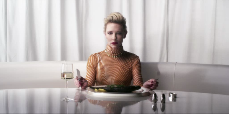 Cate Blanchett Is Terrifying In Her New York Times Magazine Short Film