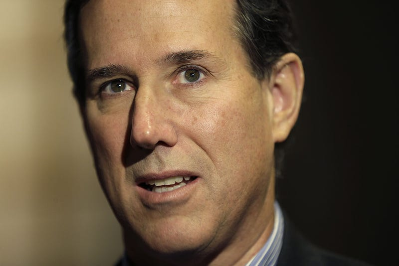 Rick Santorum Accidentally Helped Pennsylvania Legalize Gay Marriage