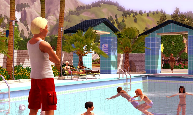 The Sims 3 Screenshots