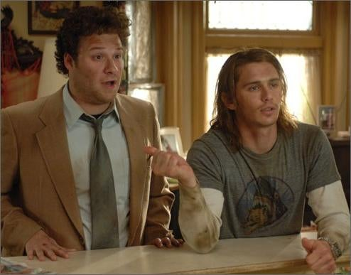 Did Pineapple Express Steal This T-Shirt?