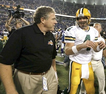 Peter King Moves The Goalposts On The NFL's Favre Investigation