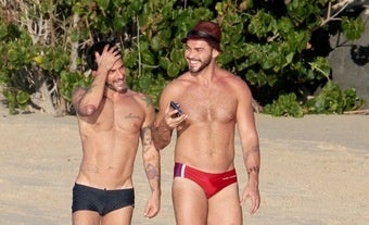 Marc Jacobs' Ex Lorenzo Martone Will Get Naked for Press Coverage