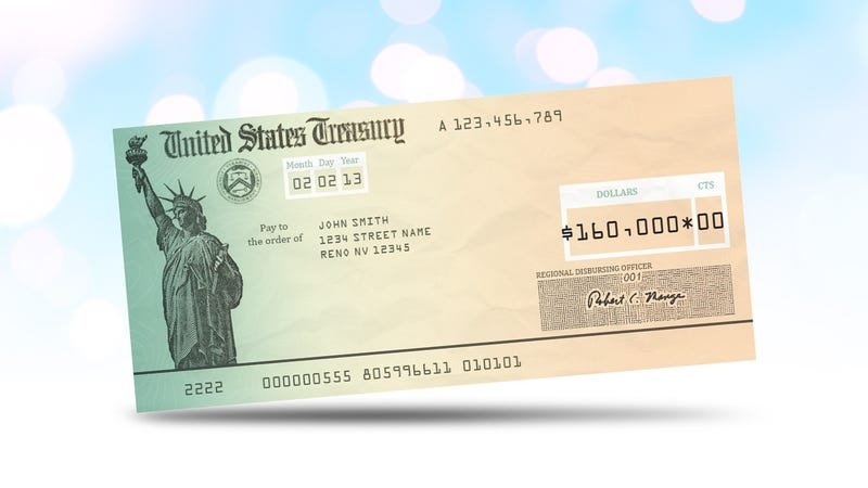 The IRS Just Sent Me $160,000. Can I Keep It?