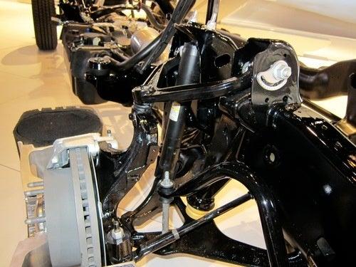 Gallery: 2011 Chevrolet Silverado HD Frame V. Frame