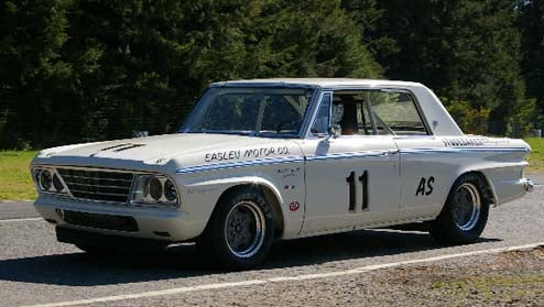 Studebaker Daytona: Get That Lark To The Nearest Racetrack!