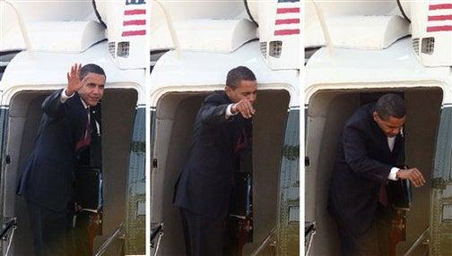 Barack Obama Doesn't Do Gaffes