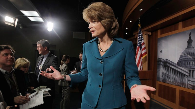 Republican Senator Lisa Murkowski Endorses Marriage Equality
