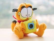 Garfield Webcam, Cuter than Doraemon