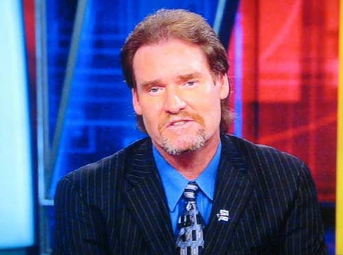 Wade Boggs And His Mullet Appear On ESPN