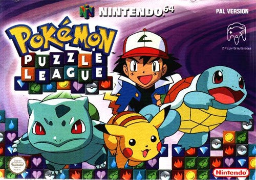 Here's Your Damn Pokémon Puzzle League