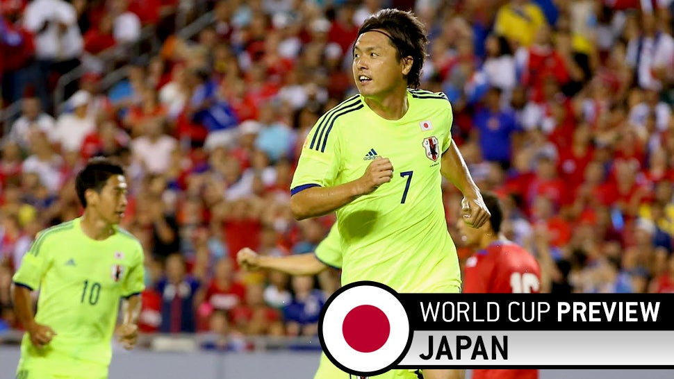 Why Japan Is One Of The World Cup's Most Exciting Teams