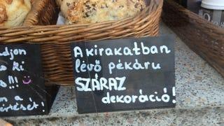Ilyen a magyar kereskedelmi dörzsölt