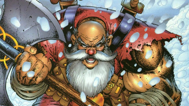 10 More Deranged Depictions of Santa Claus
