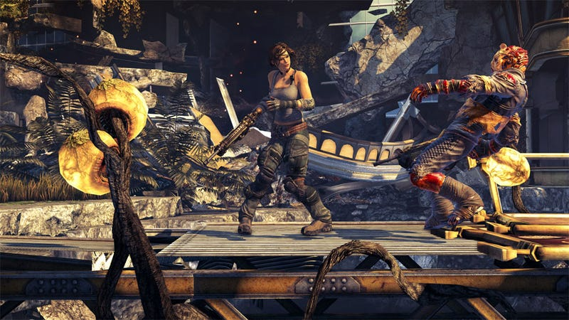 Bulletstorm Probably Won't Get a Sequel, PC Pirates Blamed for Poor Sales
