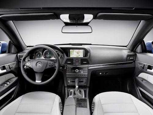 2011 Mercedes E-Class Convertible: First Photos