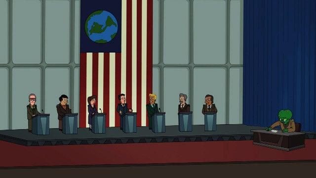 Futurama's latest episode is an homage to The Far Side and a joy forever