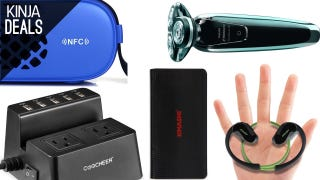 Today's Best Deals: Bluetooth Audio, Power Banks, The Wire on Blu-ray