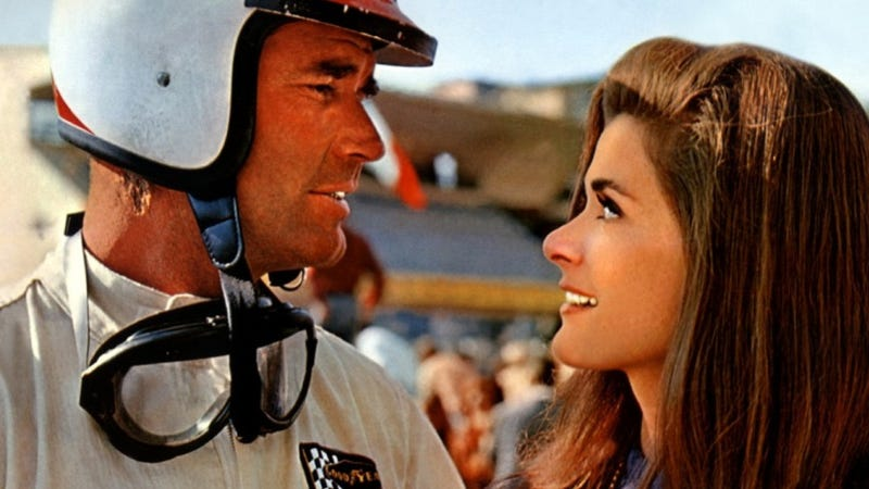 Lucille Bluth Was In Grand Prix