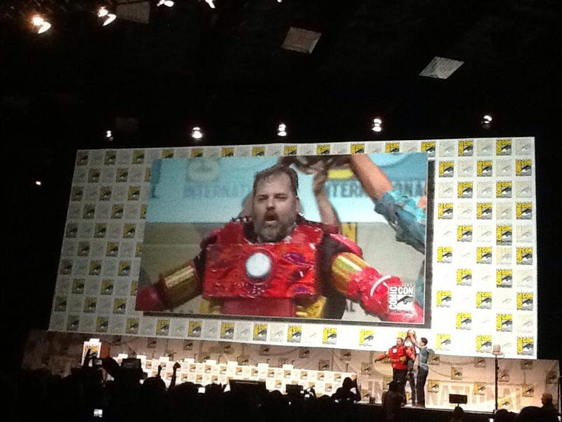 The Most Memorable Dan Harmon Moments from Today's Community Panel