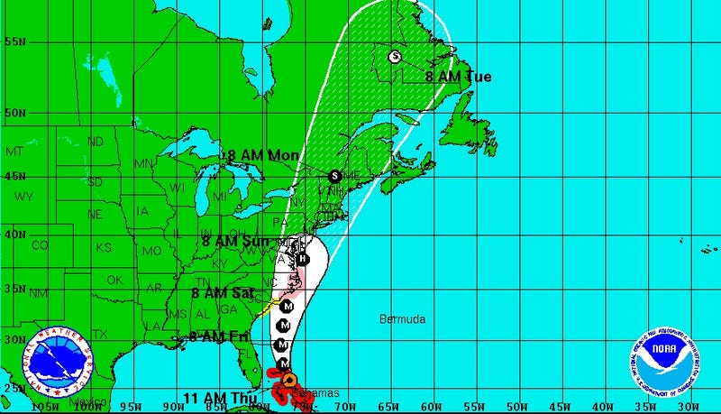 Will Hurricane Irene Destroy NYC? Place Your Bets