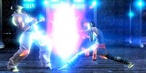 Virtua Fighter's Final Showdown With April Fools