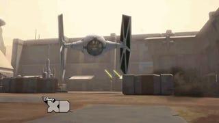 <em>Star Wars Rebels</em> Does What We've Only Dreamed Of—Stealing A TIE Fighter