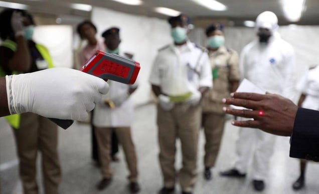 "How Nigeria Stopped Ebola ""Dead In Its Tracks"""