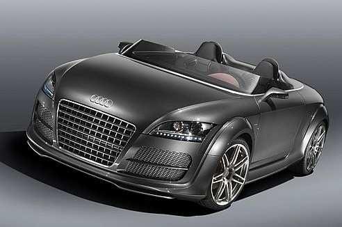 Audi Clubsport Quattro: It's Official