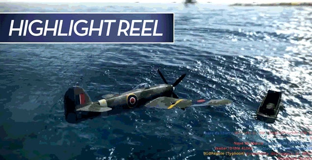 Highlight Reel: Any Landing You Can Walk (Or Swim) Away From
