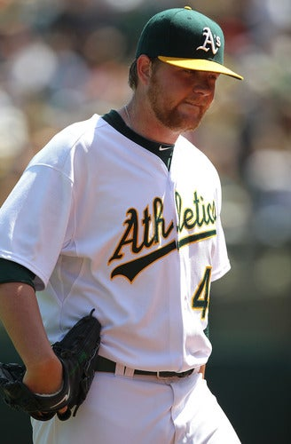 It Only Took A Few Hours At A's Camp For Manny To Mistake A Starter For A Video Assistant