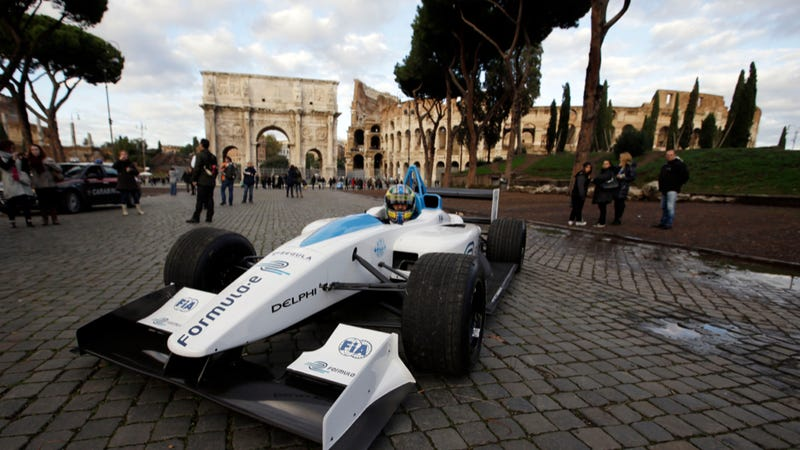 Formula E Will Liven Up Los Angeles With Some Electric Racing