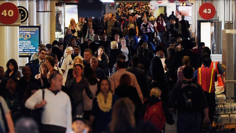 What's The Best Way To Avoid The Holiday Travel Rush?