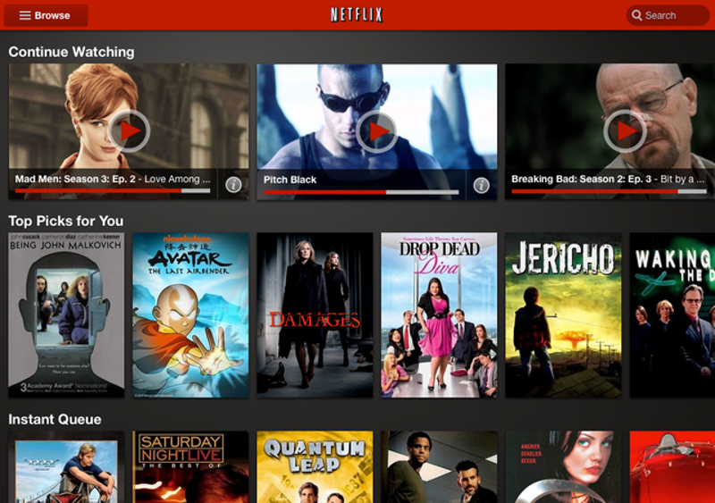 Why Can't I Share This Awesome List of Movies On Netflix?