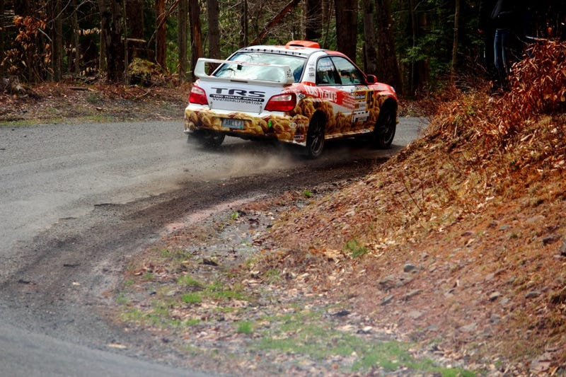 Rally Co-Driving Behind the Scenes, Part 6: Holy Flying Tarmac