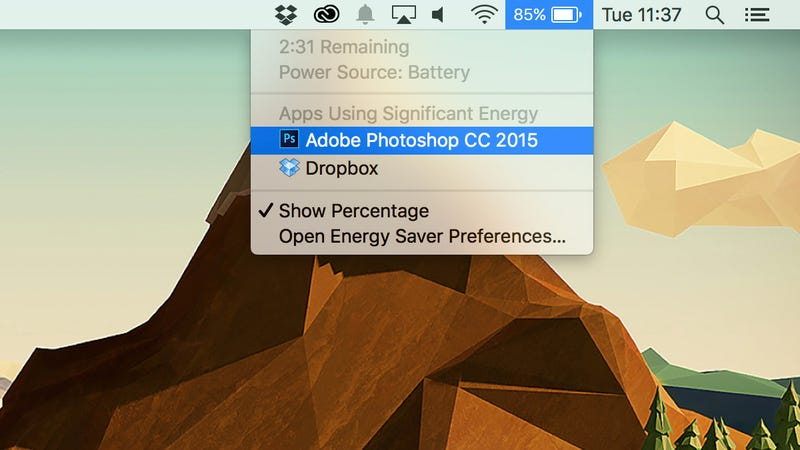 How To Maximize Your Battery Life in OS X El Capitan