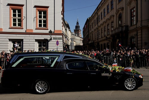 Polish Funeral Vehicles