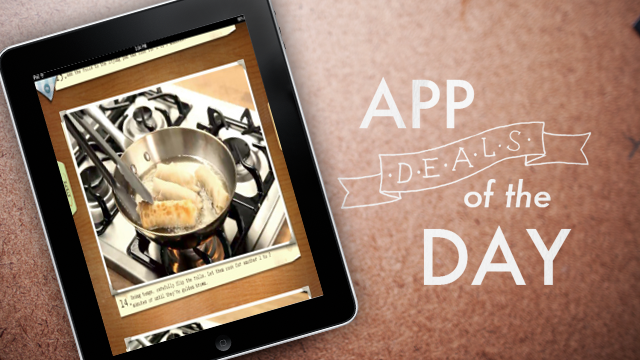 Daily App Deals: Get Appetites for iOS for Free in Today's App Deals