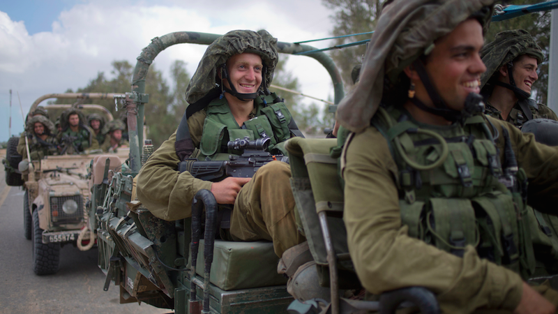 Israel Begins Ground Invasion in Gaza, Dozens of Casualties Reported