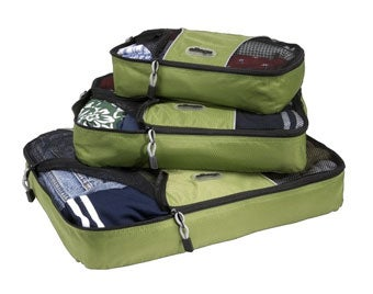 Make Your Holiday Travel Easier with Packing Cubes