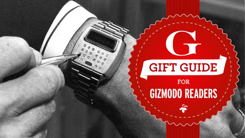 Gawker Gift Guide: Gizmodo Edition