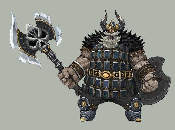 Time for More Terrific Korean Game Art!