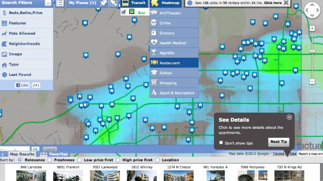 Place of Mine Makes Finding Your Next Apartment Easy with In-Depth Maps and Ratings