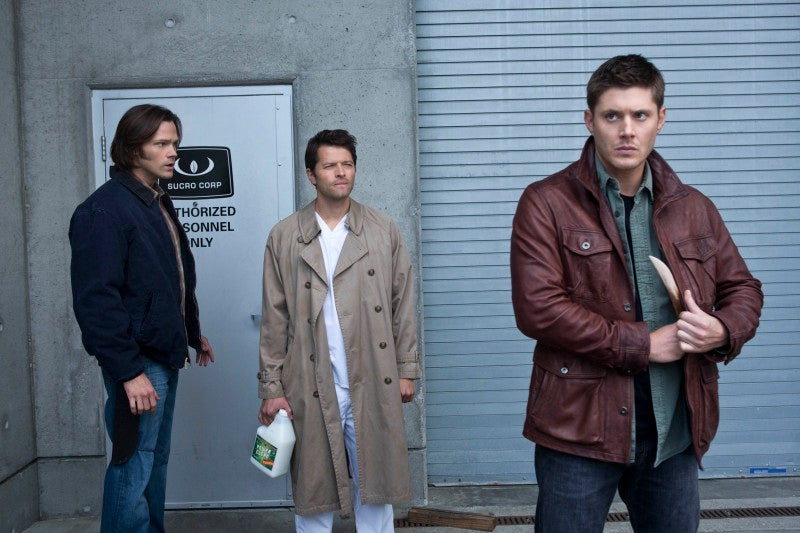 Supernatural Season Finale Images