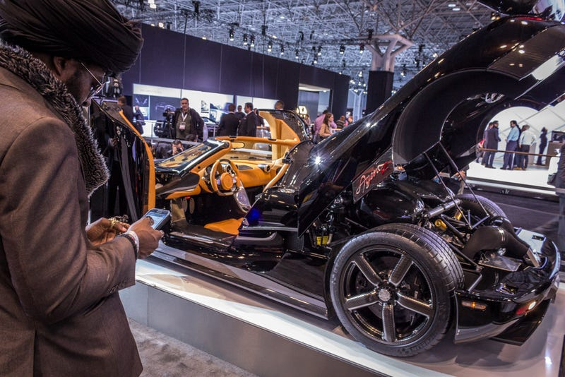 How I channeled my inner Caswell for the NYIAS