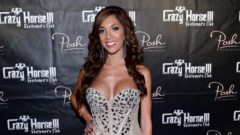 Farrah Abraham Made a Rubber Mold of Her Vagina So You Can Hump It