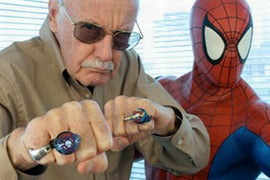 Stan Lee Says Sometimes Games Look Better Than Movies