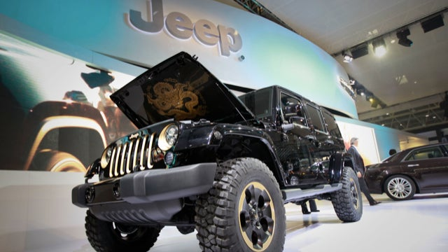 Jeep Production Back In China, Ford Plans More For Flat Rock, And Cheaper Nissan Leafs Are Coming