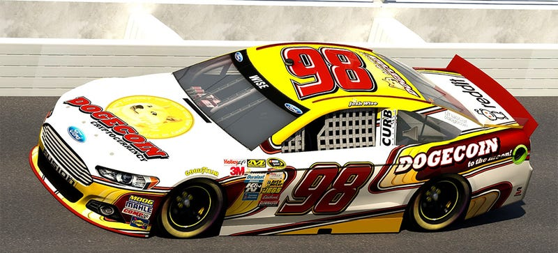 You Can Now Vote For Your Favorite Hilarious Doge NASCAR Livery