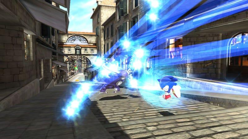 Sonic Generations Screen Shots