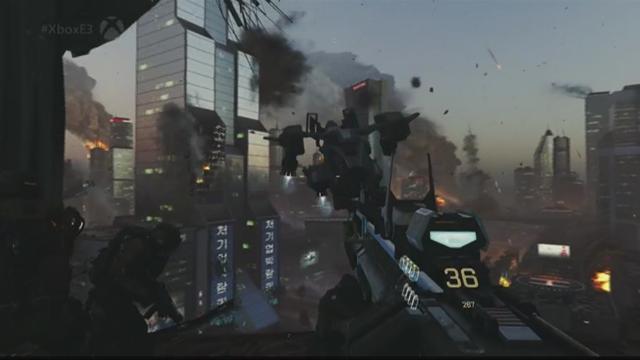 Call of Duty: Advanced Warfare Barely Looks Like It Happens on Earth